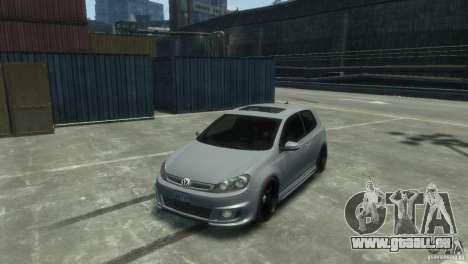 Volkswagen Golf GTI pour GTA 4