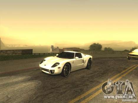 ENB v1 by Tinrion pour GTA San Andreas