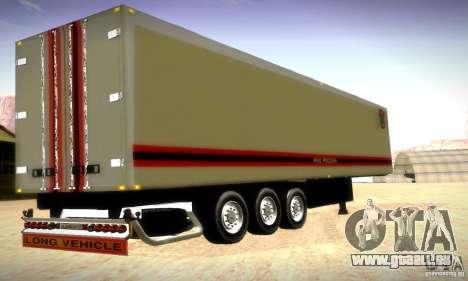 FEMA-Trailer-Russland für GTA San Andreas