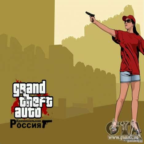 Chargement des images de CR pour GTA San Andreas quatrième écran