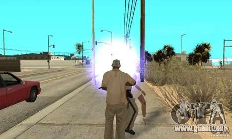 Hypnose dans San Andreas pour GTA San Andreas septième écran