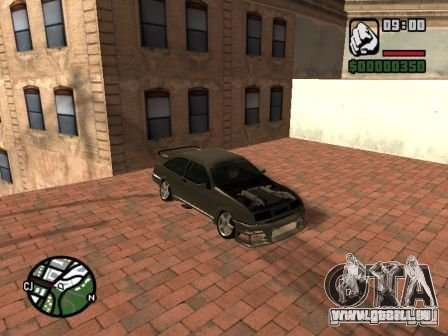 Ford Sierra Drift pour GTA San Andreas