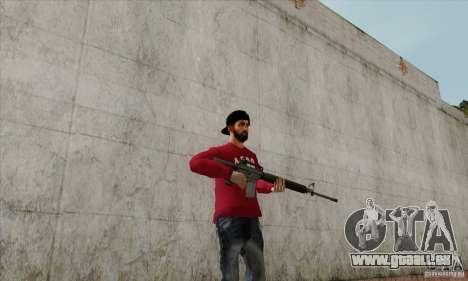 Haut-Ersatz Bmyst für GTA San Andreas zweiten Screenshot