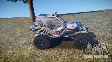 Mud Bogger v1.0 pour GTA 4 est un côté