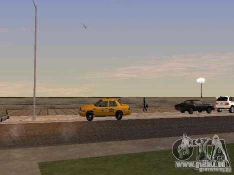 Mega Cars Mod pour GTA San Andreas douzième écran
