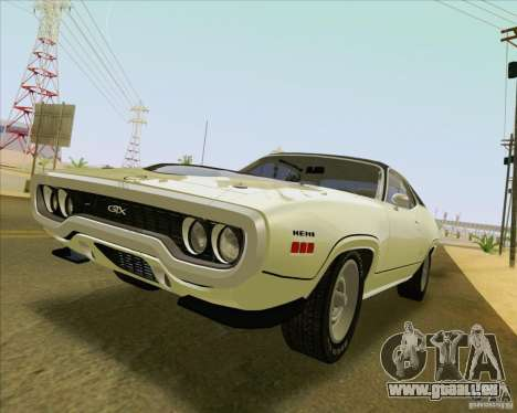 New Playable ENB Series für GTA San Andreas sechsten Screenshot