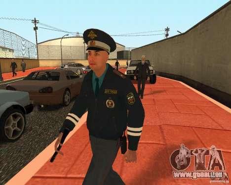 Major DPS für GTA San Andreas