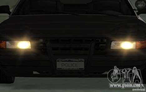 The best effects from GTA IV pour GTA San Andreas septième écran