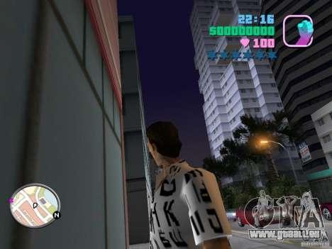 Nouveaux skins Pak pour GTA Vice City le sixième écran