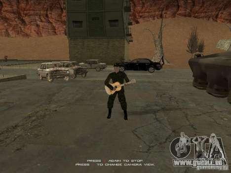 Soldats de l'armée russe pour GTA San Andreas troisième écran