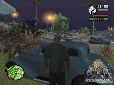 Crochetage pour machines comme dans Mafia 2 pour GTA San Andreas