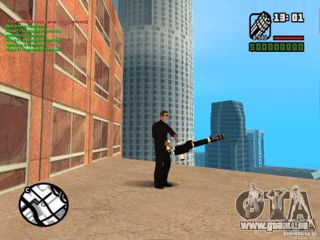 Gun Pack by MrWexler666 pour GTA San Andreas sixième écran