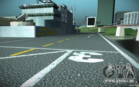 Porte-avions V2 finale pour GTA San Andreas troisième écran