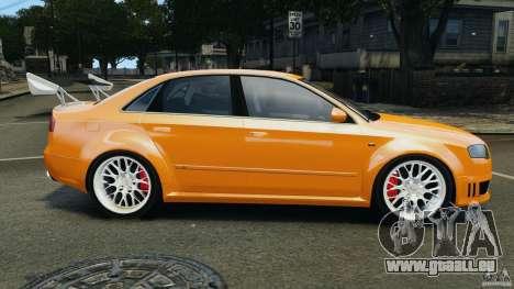 Audi RS4 EmreAKIN Edition pour GTA 4 est une gauche