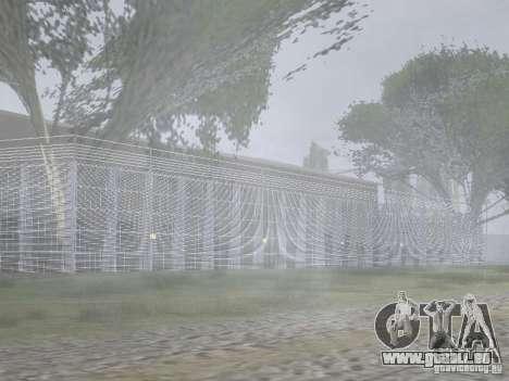 Le premier taxi parc version 1.0 pour GTA San Andreas septième écran
