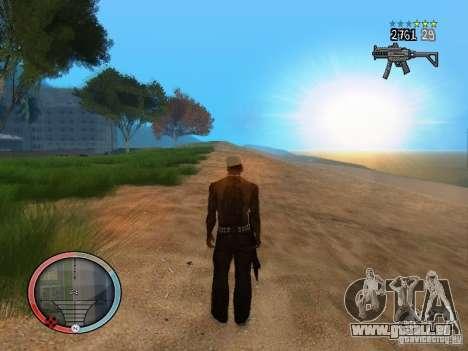 GTA IV HUD Final für GTA San Andreas siebten Screenshot