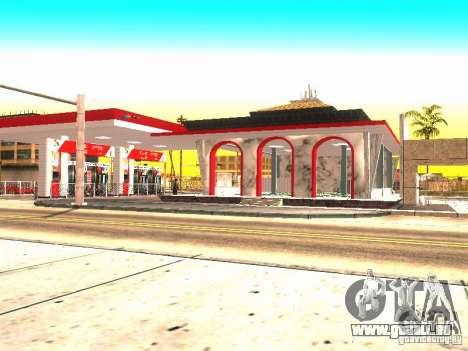 Mosquée et animation prière pour GTA San Andreas deuxième écran