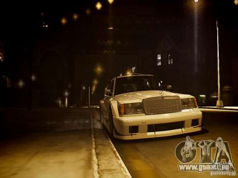 Mercedes 190E Evo2 für GTA 4