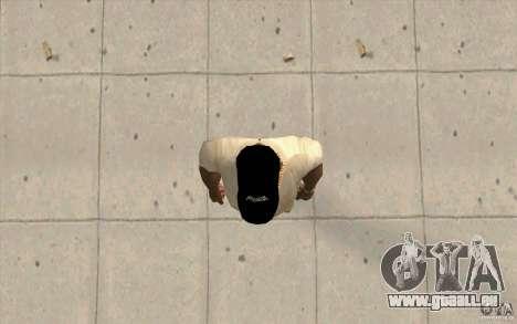 Cap fox für GTA San Andreas dritten Screenshot