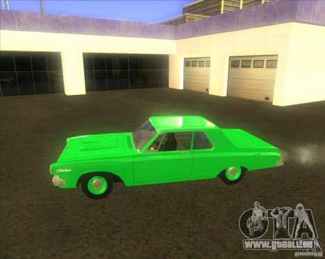 Dodge 330 1963 Max Wedge Ramcharger für GTA San Andreas linke Ansicht