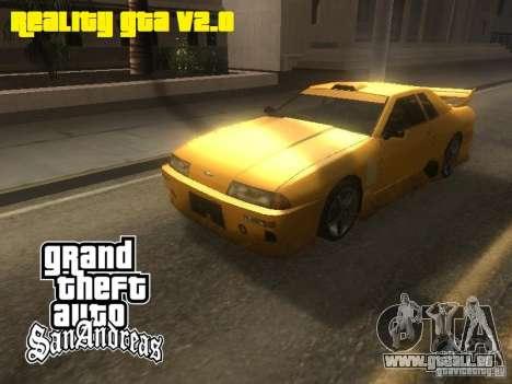 Reality GTA v2.0 pour GTA San Andreas