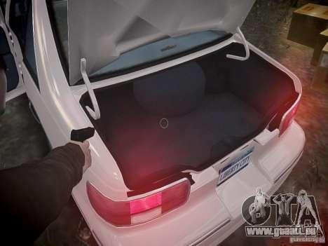 Chevrolet Caprice 1993 Rims 1 für GTA 4 Räder