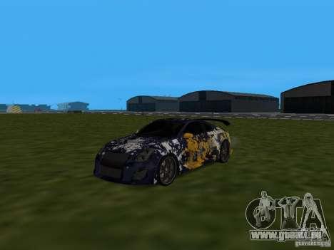 Infinity G35 Binsanity für GTA San Andreas