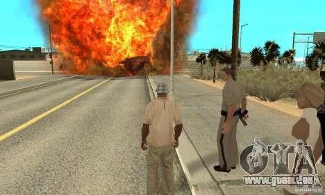 Hypnose dans San Andreas pour GTA San Andreas neuvième écran