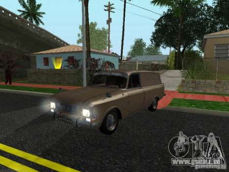 Moskvich 434 pour GTA San Andreas