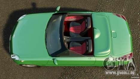 Daewoo Joyster Concept 1997 pour GTA 4 est un droit