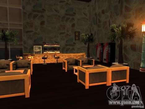 Club auf dem Wasser für GTA San Andreas sechsten Screenshot