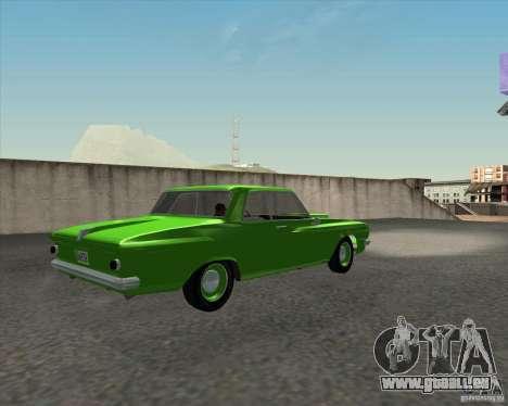 Plymouth Savoy 1962 pour GTA San Andreas vue de droite