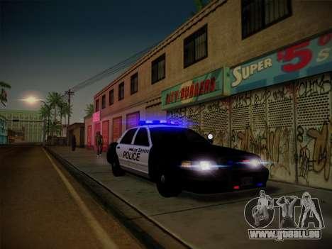 ENBSeries by Treavor V2 White edition für GTA San Andreas sechsten Screenshot