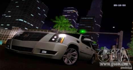 Paradise Graphics Mod (SA:MP Edition) pour GTA San Andreas troisième écran