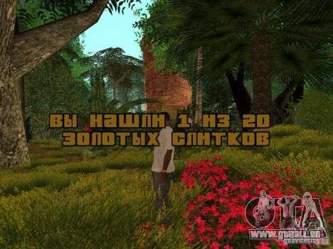 Tropische Insel für GTA San Andreas siebten Screenshot