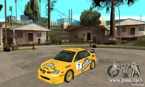 Subaru Impreza STi WRC wht1 pour GTA San Andreas