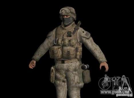 Haut-Marine für GTA San Andreas