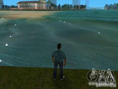 Nouveaux effets pour le quatrième écran GTA Vice City