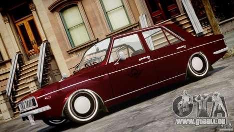 Peykan 1348 1970 pour GTA 4