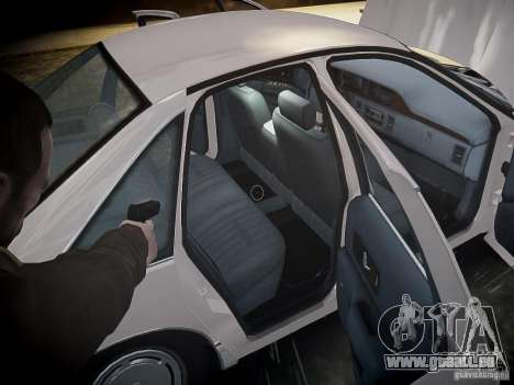 Chevrolet Caprice 1993 Rims 1 pour GTA 4 Salon