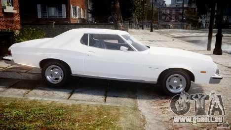 Ford Gran Torino 1975 v1.1 pour GTA 4 est une gauche