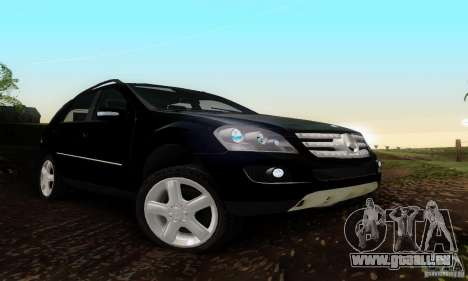 Mercedes-Benz ML500 pour GTA San Andreas