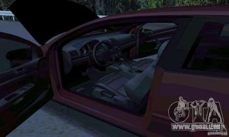 Volkswagen Golf V JDM Style für GTA San Andreas linke Ansicht