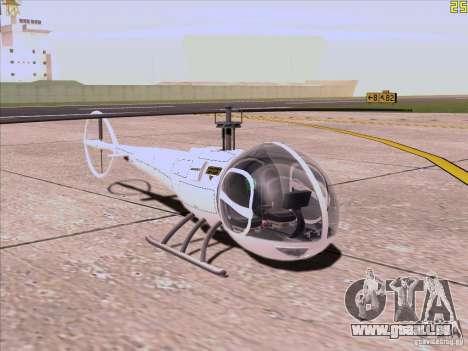 ENB Series v1.5 Realistic für GTA San Andreas zweiten Screenshot