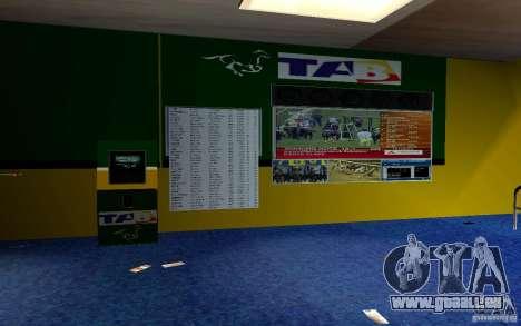 Neues Bukmejkerskaâ-Büro für GTA San Andreas fünften Screenshot