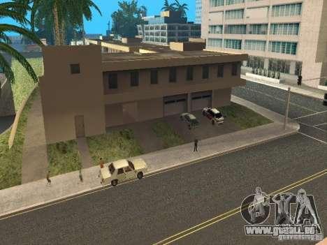 Mega Cars Mod pour GTA San Andreas