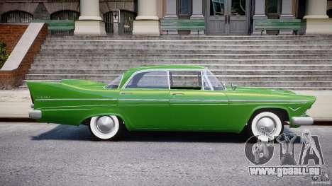 Plymouth Belvedere 1957 v1.0 für GTA 4 Seitenansicht