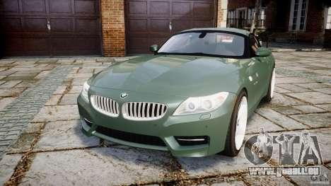 BMW Z4 sDrive35is 2011 v1.0 für GTA 4
