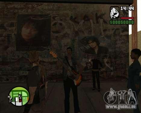 Tommy für GTA San Andreas her Screenshot