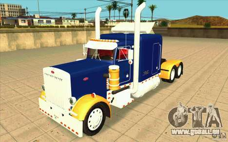 Peterbilt 359 Custom für GTA San Andreas